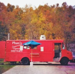 Phan's Food truck